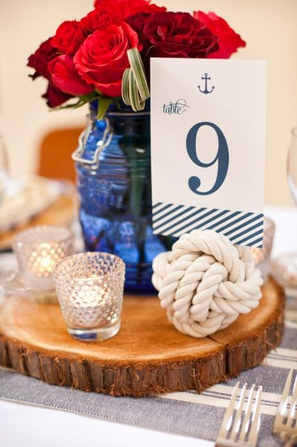 Nautical Wedding Romance at The Lindon House in Kelowna