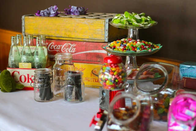 Bliss And Bloom Creative Coordination Vintage Candy Bar Vintage Origami