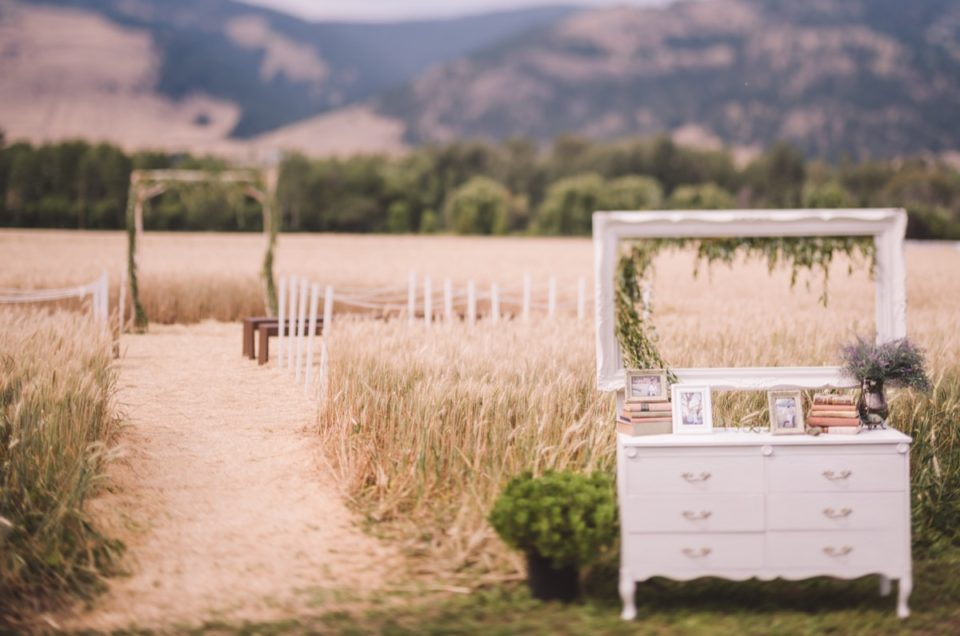 Barn Wedding in the Okanagan
